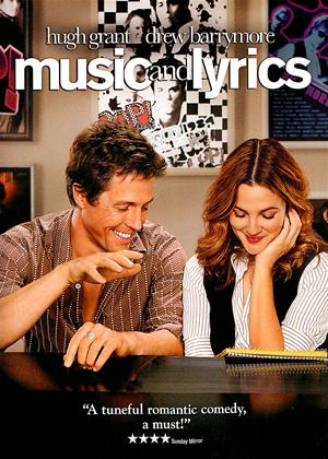 Music and Lyrics Online DVD Rental
