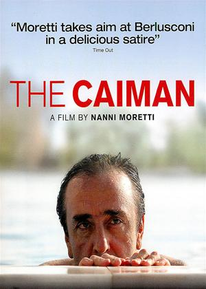 The Caiman Online DVD Rental