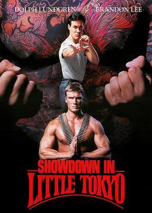 Showdown in Little Tokyo Online DVD Rental