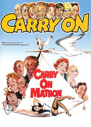 Carry on Matron Online DVD Rental