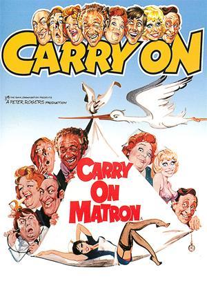 Rent Carry on Matron Online DVD Rental