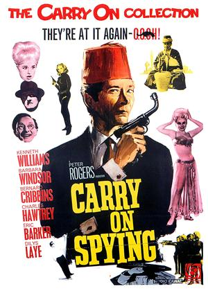 Carry on Spying Online DVD Rental