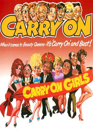 Carry on Girls Online DVD Rental