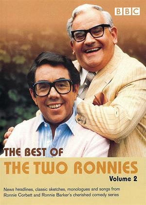 Rent The Two Ronnies: The Best Of The Two Ronnies: Vol.2 Online DVD Rental