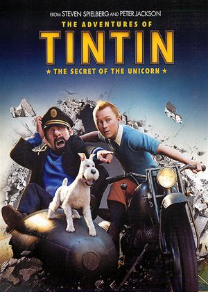 The Adventures of Tintin: The Secret of the Unicorn Online DVD Rental