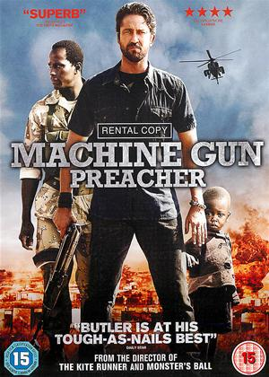 Machine Gun Preacher Online DVD Rental