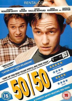 50/50 Online DVD Rental