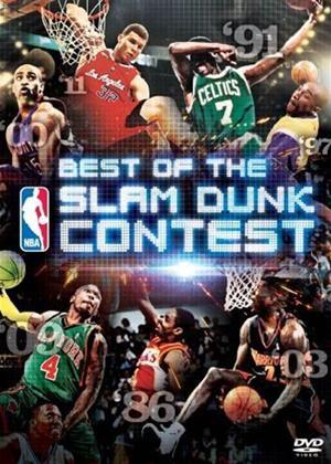 Rent NBA: Best of the NBA Slam Dunk Contest Online DVD Rental