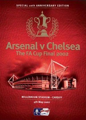 FA Cup Final: 2002: Arsenal V Chelsea Online DVD Rental