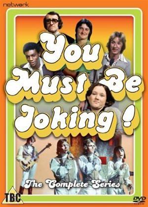 You Must Be Joking! Online DVD Rental
