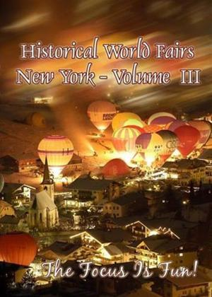 Rent Historical World Fairs: New York: Vol.3 Online DVD Rental