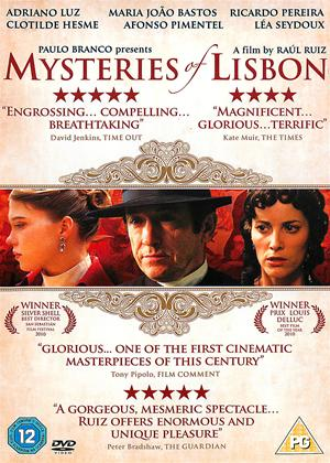 Mysteries of Lisbon Online DVD Rental