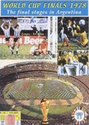 World Cup Finals 1978 Online DVD Rental