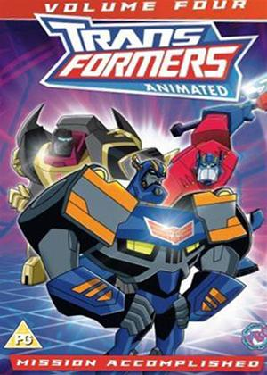 Rent Transformers Animated: Vol.4 Online DVD Rental