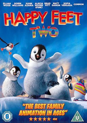 Rent Happy Feet 2 Online DVD Rental