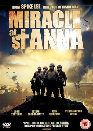 Miracle at St. Anna Online DVD Rental