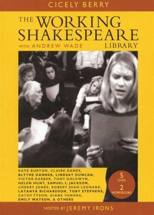 Rent The Working Shakespeare Online DVD Rental