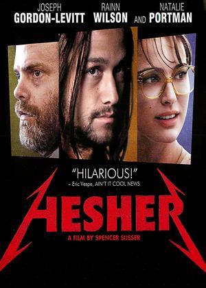 Rent Hesher Online DVD Rental