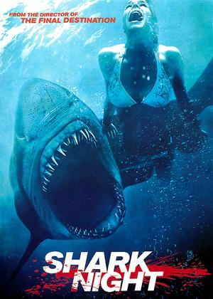 Shark Night Online DVD Rental