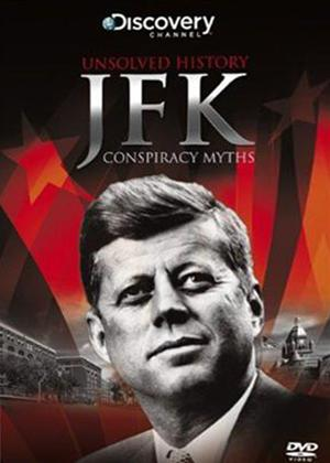 Rent JFK Conspiracies: JFK Conspiracy Myths Online DVD Rental