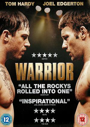 Warrior Online DVD Rental