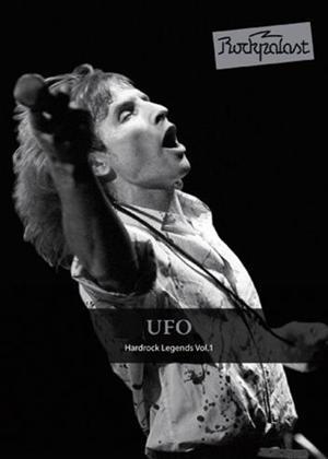 Rent UFO Hardrock Legends: Vol.1 Online DVD Rental