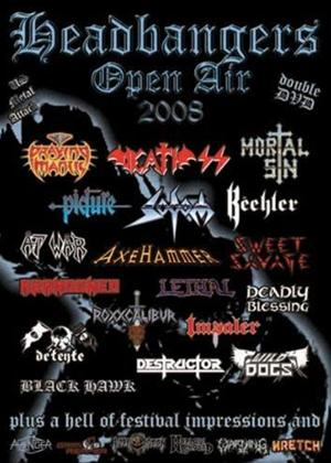 Headbangers Open Air: 2008 Online DVD Rental