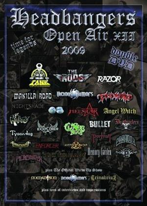 Headbangers Open Air: 2009 Online DVD Rental