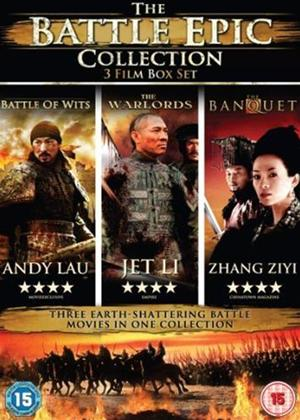 The Battle Epic Collection Online DVD Rental