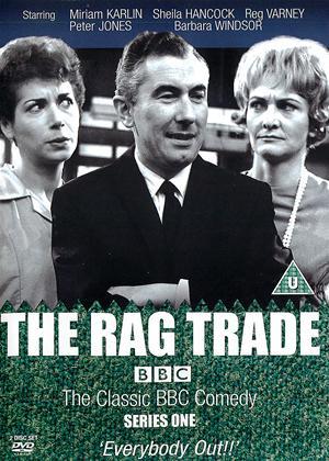 Rent The Rag Trade: Series 1 Online DVD Rental