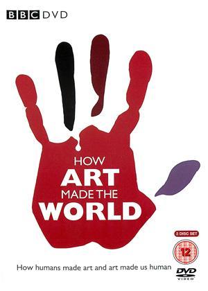 Rent How Art Made the World Online DVD Rental