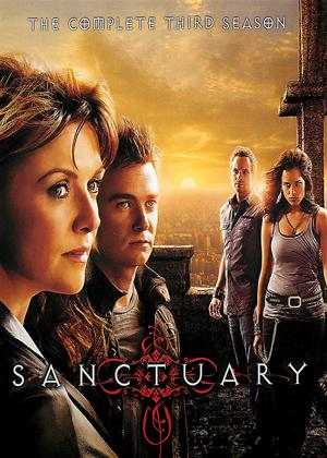 Sanctuary: Series 3 Online DVD Rental