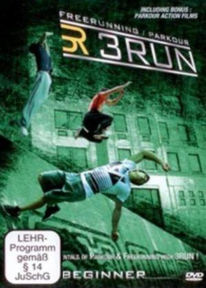 Parkour U Freerunning for Beginner by 3r Online DVD Rental