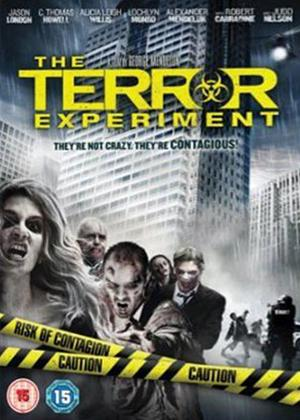 Rent The Terror Experiment Online DVD Rental