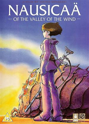 Rent Nausicaa of the Valley of the Wind (aka Kaze no tani no Naushika) Online DVD Rental