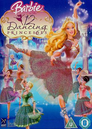 Barbie: The 12 Dancing Princesses Online DVD Rental