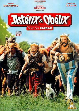 Rent Asterix and Obelix: Take on Caesar (aka Astérix et Obélix contre César) Online DVD Rental