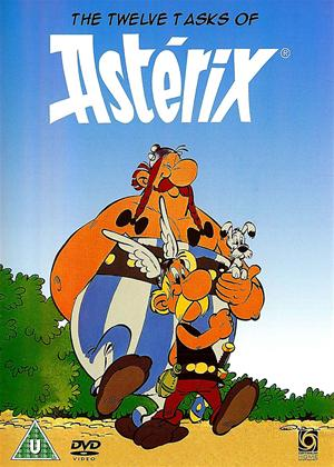 Rent The 12 Tasks of Asterix (aka Les douze travaux d'Astérix) Online DVD Rental