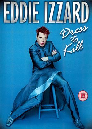 Rent Eddie Izzard: Dress to Kill Online DVD Rental