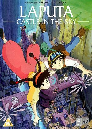 Laputa: Castle in the Sky Online DVD Rental