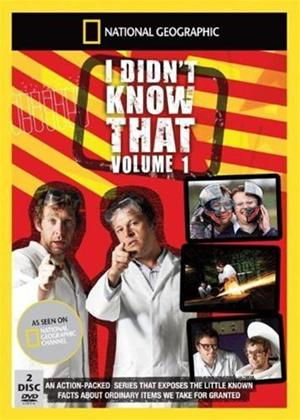 National Geographic: I Didn't Know That: Vol.1 Online DVD Rental