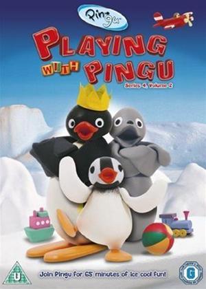 Pingu: Playing with Pingu Online DVD Rental