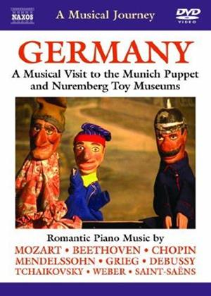 Rent Germany: Puppet/ Toy Museums (Musical Visit to Nuremburg) (Naxos DVD Travelogue: 2.110304) Online DVD Rental