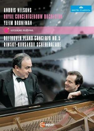 Rent Beethoven/Rimsky-Korsakov: Piano Conc. No. 5/Scheherazade Online DVD Rental