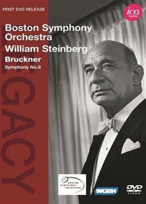 Rent Bruckner: Symphony No. 8 (Boston Symphony Orch. (Steinberg) Online DVD Rental
