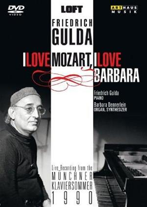 Rent Friedrich Gulda: I Love Mozart, I Love Barbara Online DVD Rental