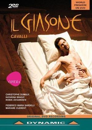 Rent Il Giasone: Vlaamse Opera (Sardelli) Online DVD Rental