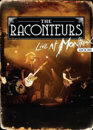 The Raconteurs: Live at Montreux 2008 Online DVD Rental