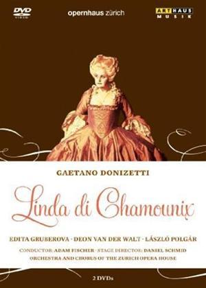 Rent Linda Di Chamounix: Zurich Opera House (Fischer) Online DVD Rental