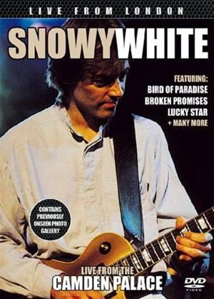 Snowy White: Live from London Online DVD Rental